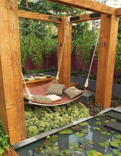 Awesome Small Backyard Patio Design Ideas 29