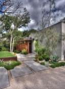 Beautiful Front Yard Rock Garden Design Ideas 37
