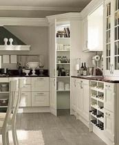 Best White Kitchen Cabinet Design Ideas 29