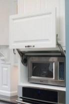 Best White Kitchen Cabinet Design Ideas 35