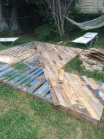 Cozy Backyard Patio Deck Design Decoration Ideas 21