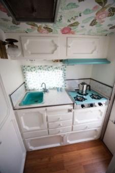 Creative Small Rv Kitchen Design Ideas 18