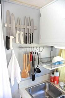 Creative Small Rv Kitchen Design Ideas 45