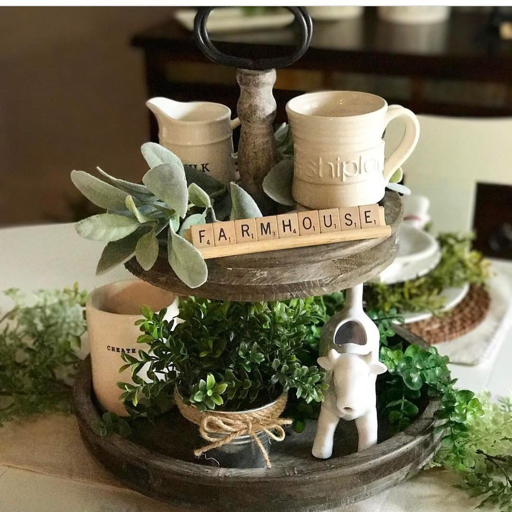 Cute Farmhouse Decoration Ideas Suitable For Spring And Summer 01