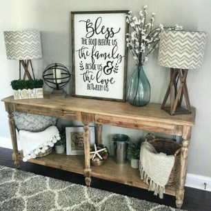 Cute Farmhouse Decoration Ideas Suitable For Spring And Summer 12