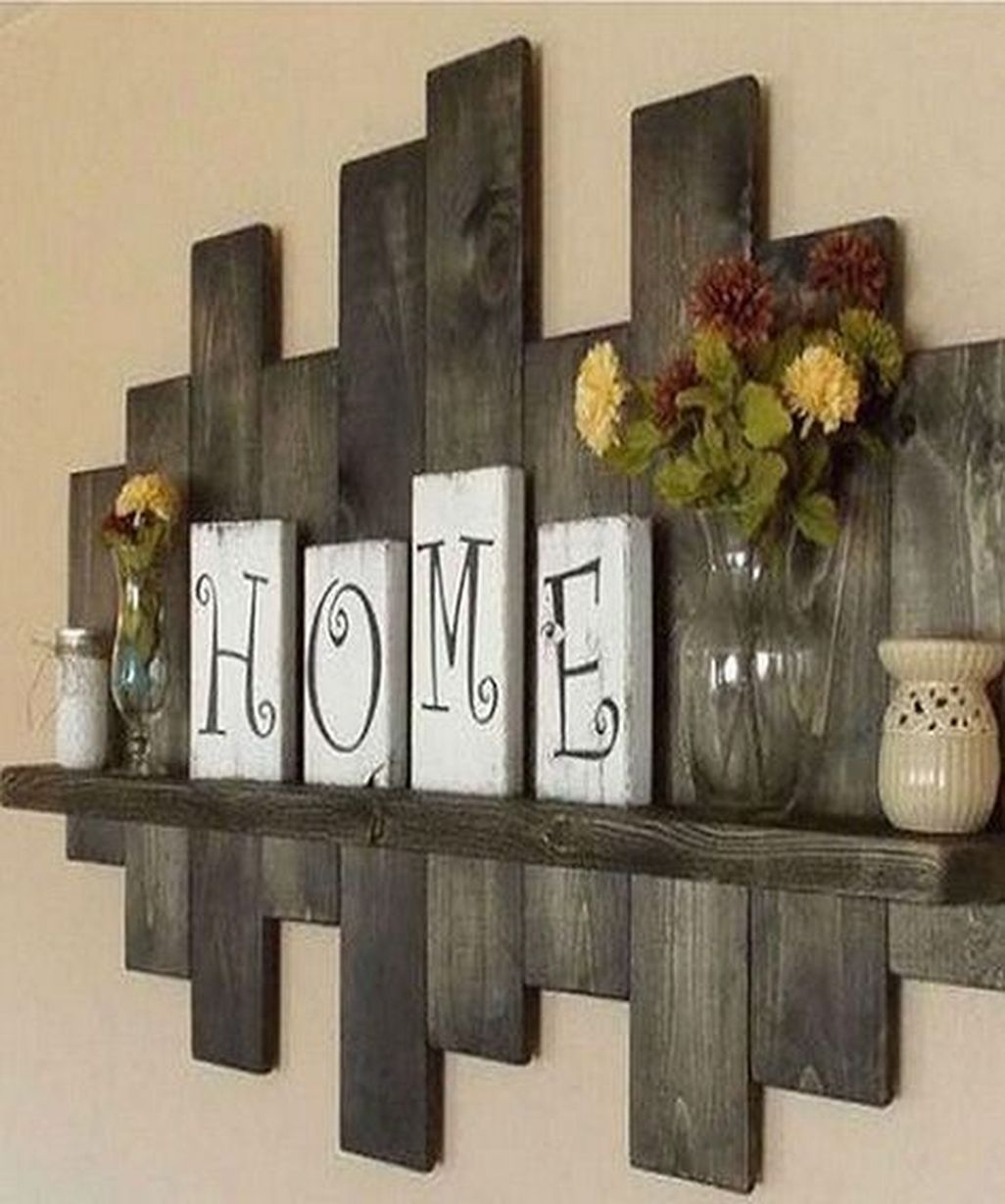 Farmhouse Home Decor Ideas 30