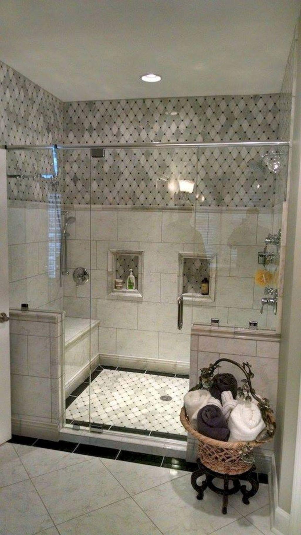 Fresh Rustic Farmhouse Master Bathroom Remodel Ideas 06