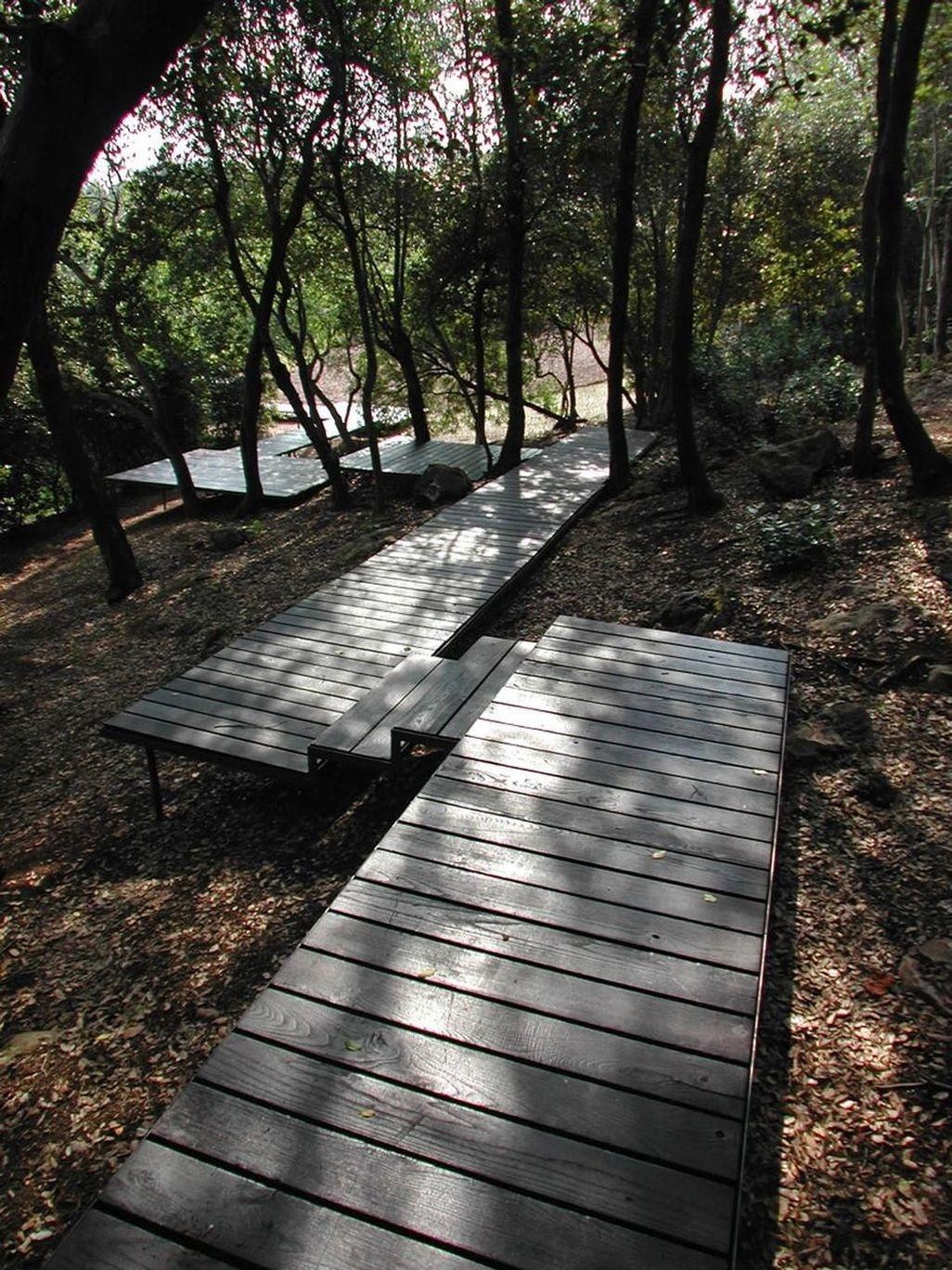 Stunning Front Yard Walkway Landscaping Design Ideas 36