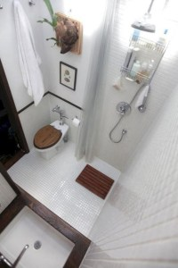 Totally Inspiring Rv Bathroom Remodel Organization Ideas 21