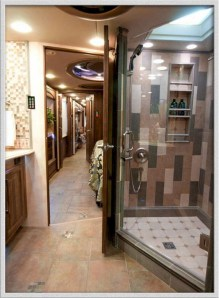 Totally Inspiring Rv Bathroom Remodel Organization Ideas 40