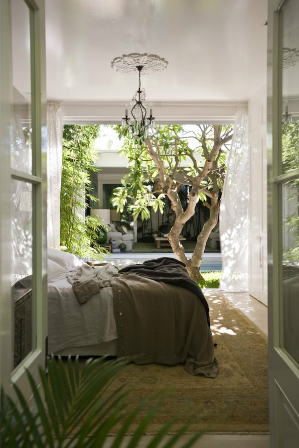 10 Beautiful Bedroom Ideas Inspired Nature That Will