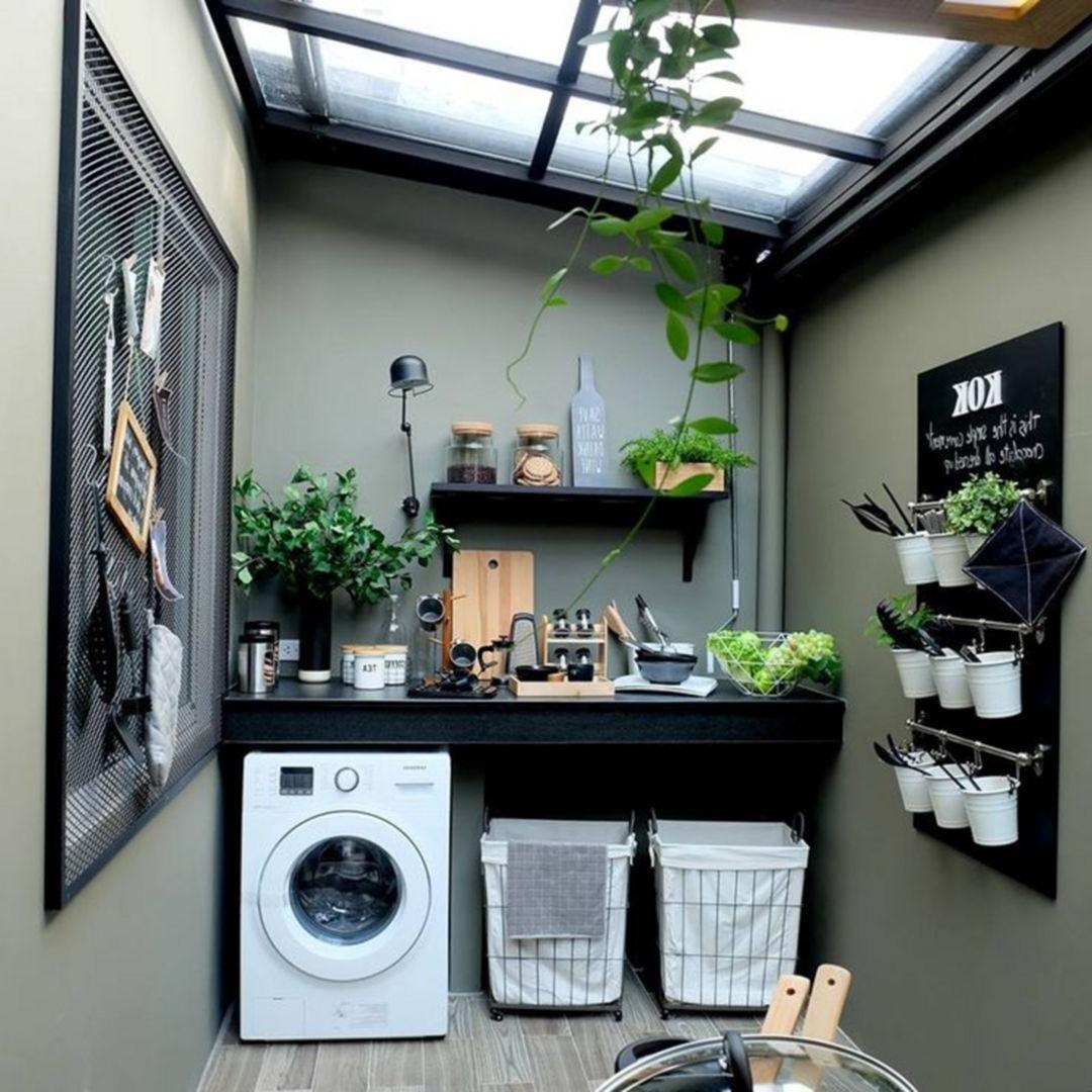 10 Beautiful Minimalist Laundry Room Decor To Make It More