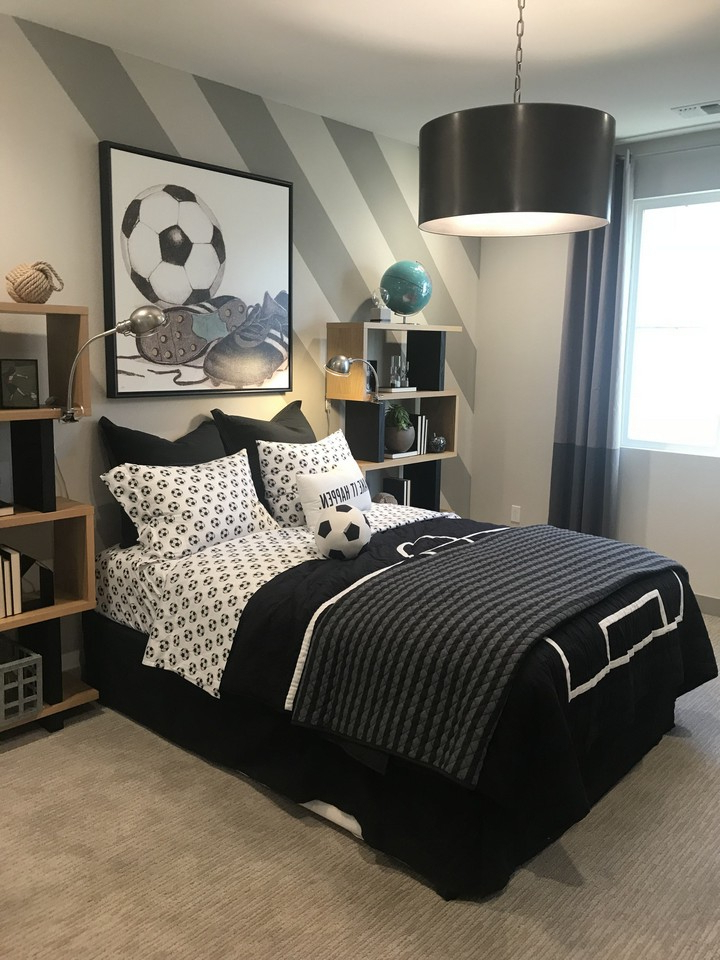 10 Best Teenage Boy Room Decor Ideas And Designs For 2020