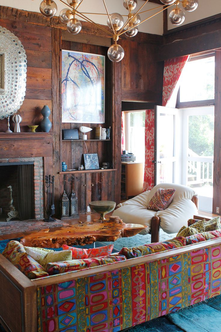 10 Bohemian Chic Interiors To Inspire Your Rich Hippie