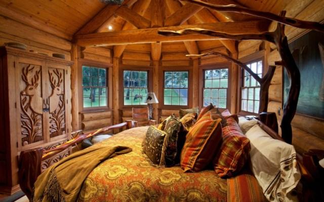 10 Decorating Secrets For Beautiful Rustic Bedrooms