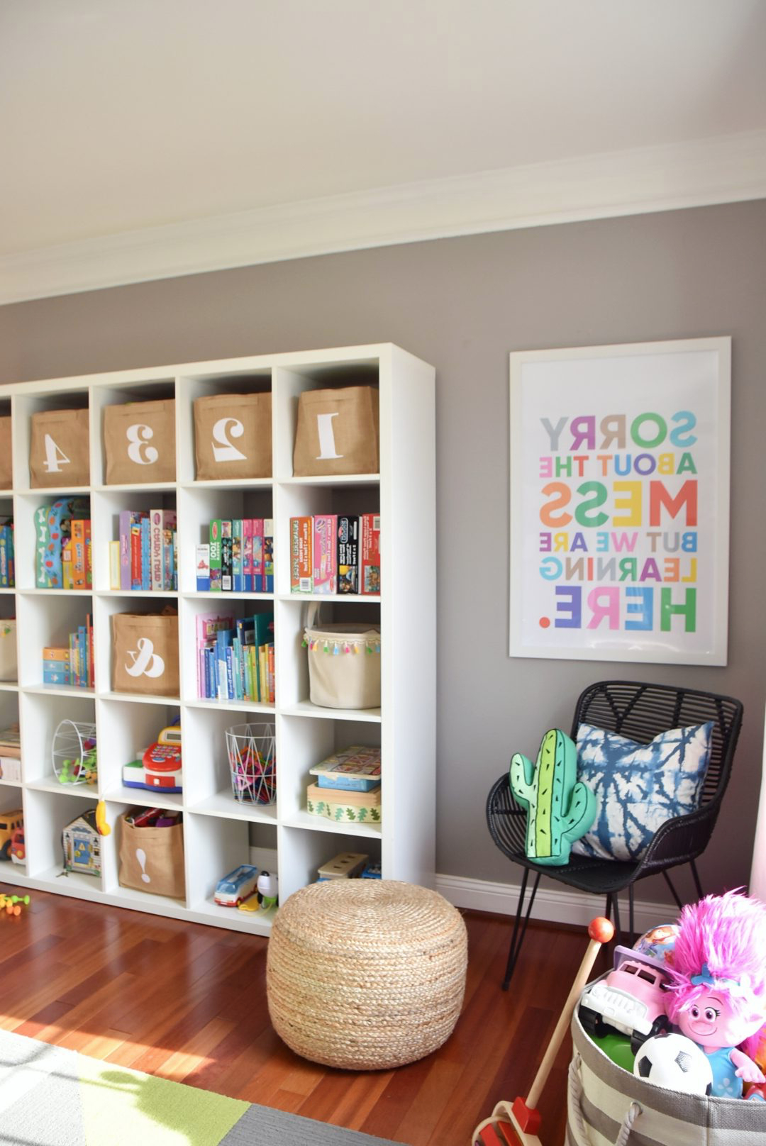 10 Fun Kids Playroom Design Ideas Perfete