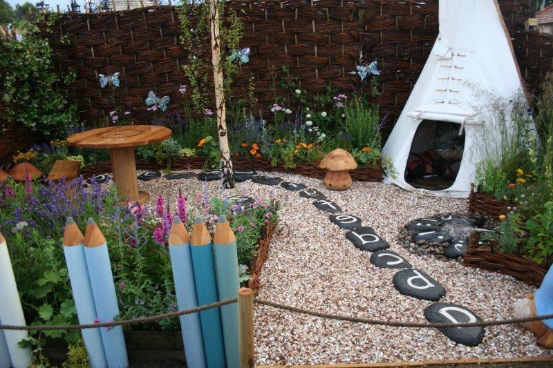 10 Great Garden Play Area Ideas Waltons Blog Waltons Sheds