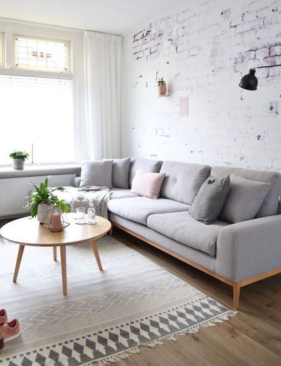 10 Minimalist Living Rooms To Make You Swoon Living Room