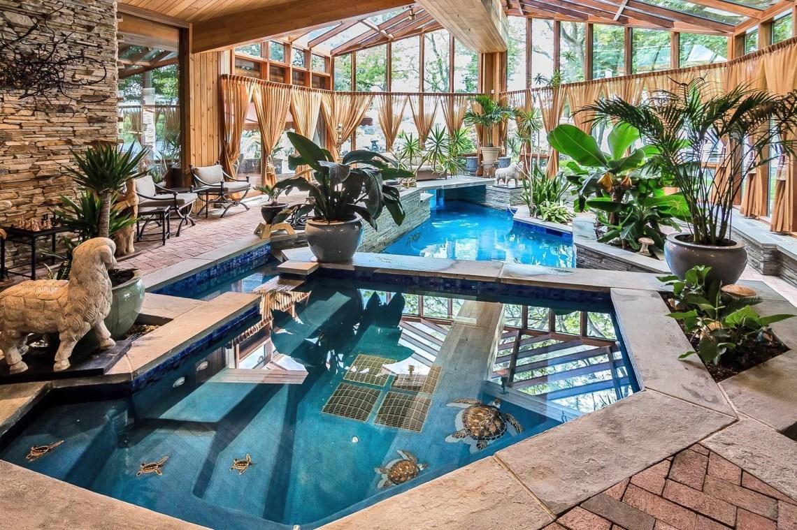 10 Of The Most Amazing Indoor Swimming Pools Indoor