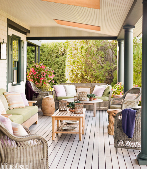 10 Porch Decorating Ideas Summer Porch Design Tips