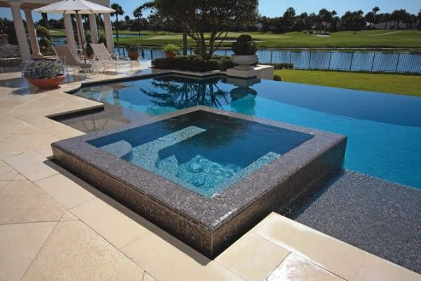 11 Awesome Jacuzzi Pools For Your Home Pool Hot Tub
