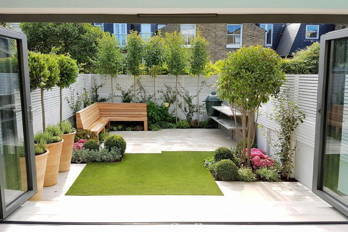 11 Beautiful Backyard Garden Designs That Will Enhance