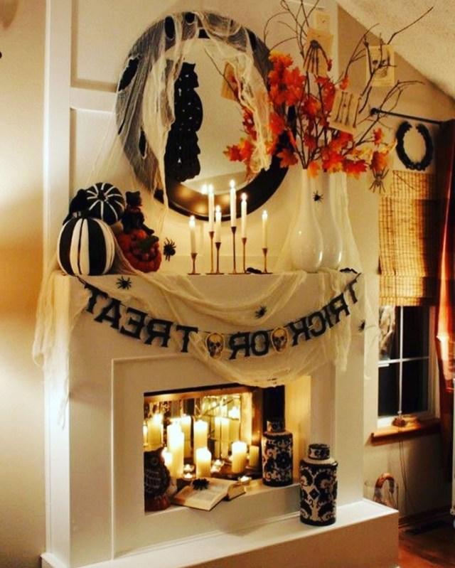 11 Marvelous Halloween Home Decor Ideas To Enliven The