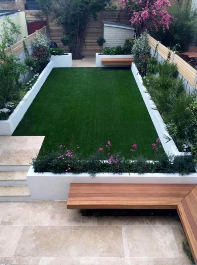 110 Lovely Garden For Small Space Design Ideas Modern