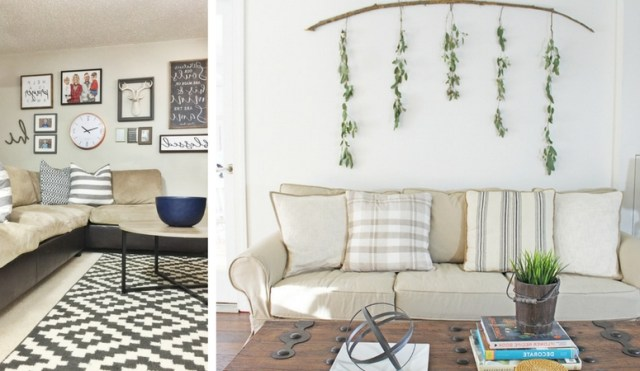 12 Affordable Ideas For Large Wall Decor Birkley Lane