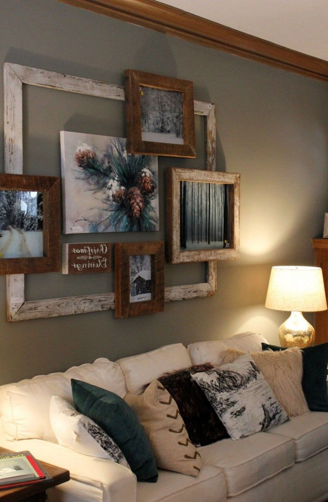 122 Cheap Easy And Simple Diy Rustic Home Decor Ideas 28