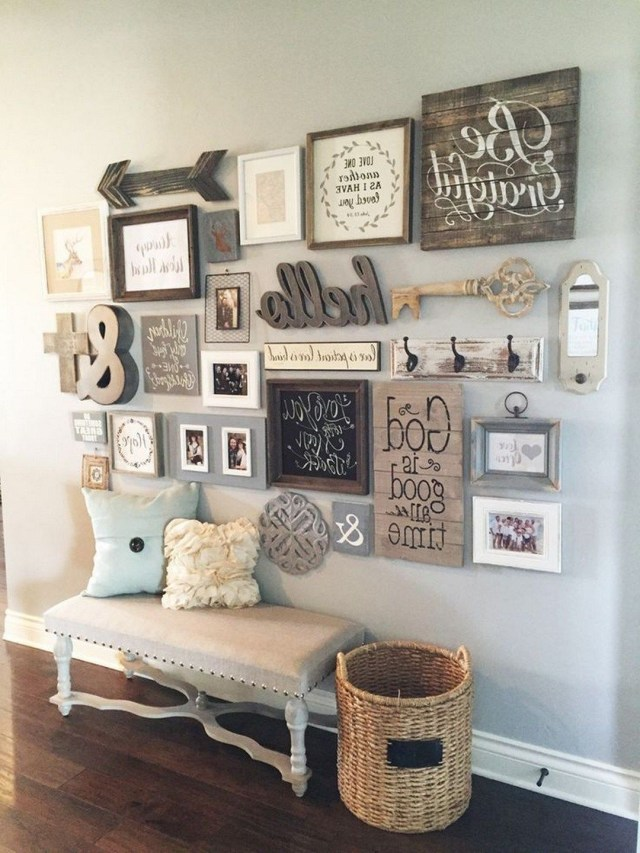 122 Cheap Easy And Simple Diy Rustic Home Decor Ideas 43