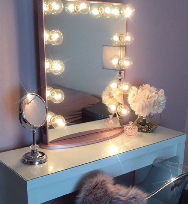 13 Beautiful Diy Vanity Mirror Ideas To Consider For Your