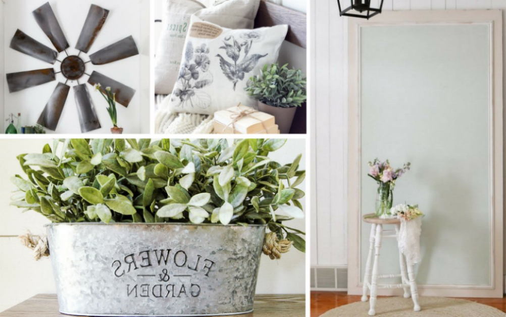 13 Best Diy Ideas For Farmhouse Decor On A Budget