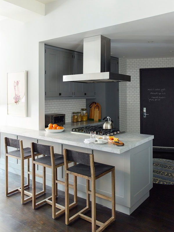 13 Of The Most Beautiful Grey Kitchens Weve Ever Seen