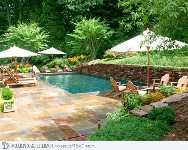 15 Amazing Backyard Pool Ideas Decoration For House