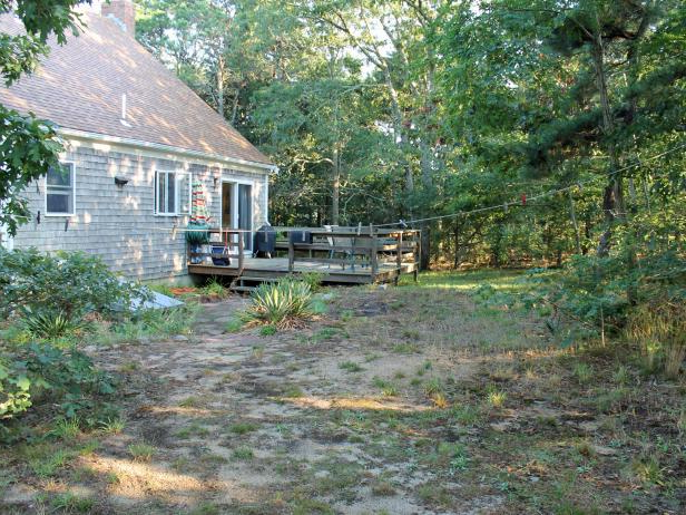15 Before And After Backyard Makeovers Hgtv