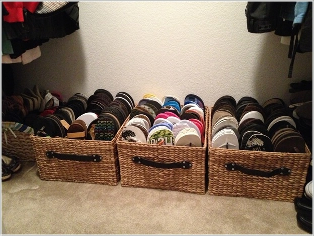 15 Budget Friendly Shoe Storage Ideas