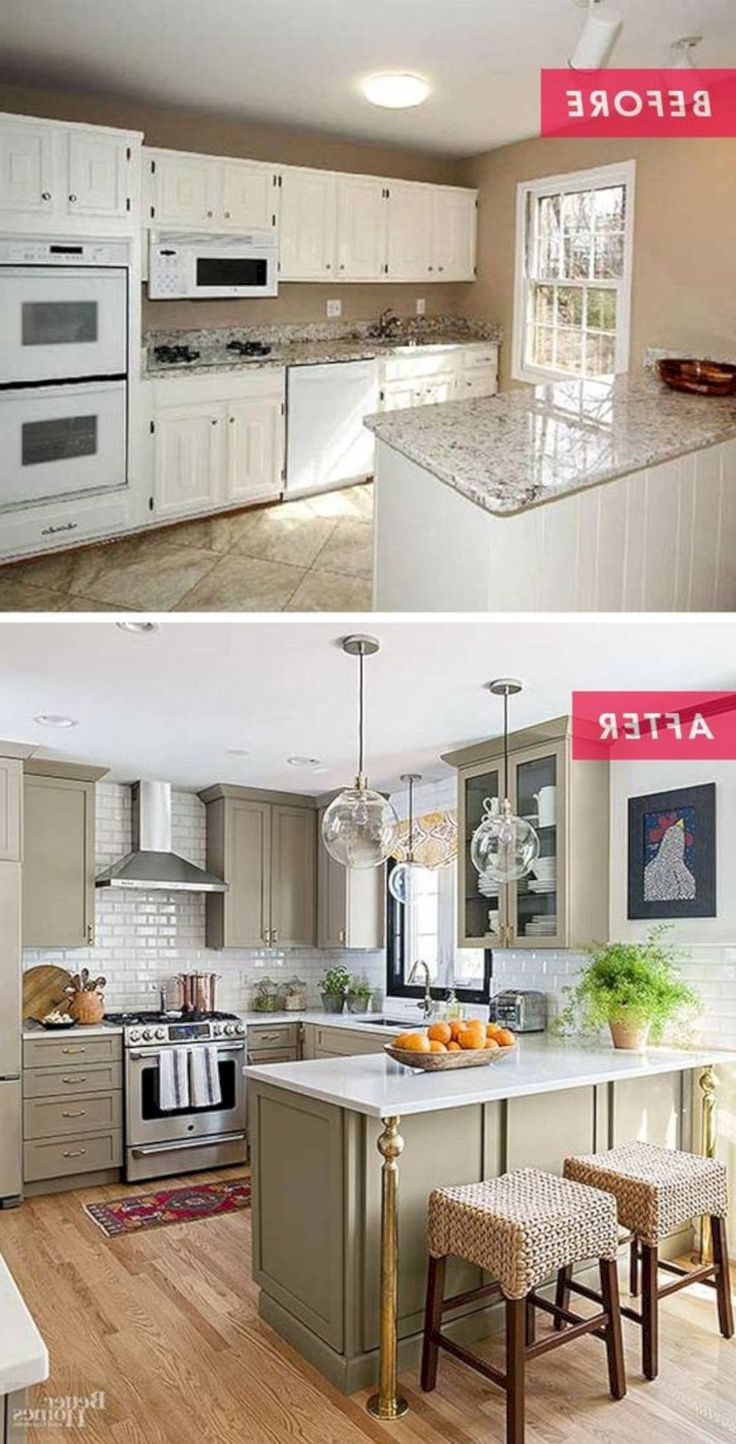 15 Clever Renovation Ideas To Update Your Small Kitchen