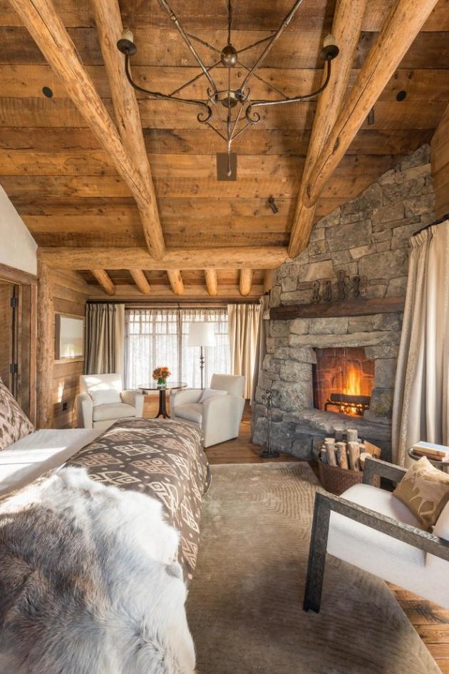 15 Cozy Rustic Bedroom Interior Designs For This Winter