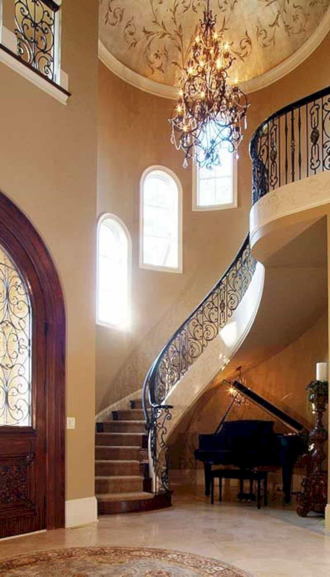 15 Luxury Staircase Ideas Futurist Architecture