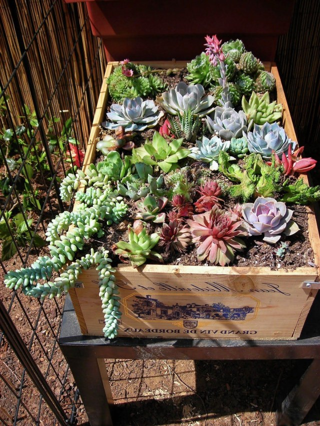 15 Methods To Turn Wine Crates Into Something Else