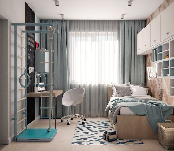 16 Comfortable Childrens Room Designs In 2020 With Images