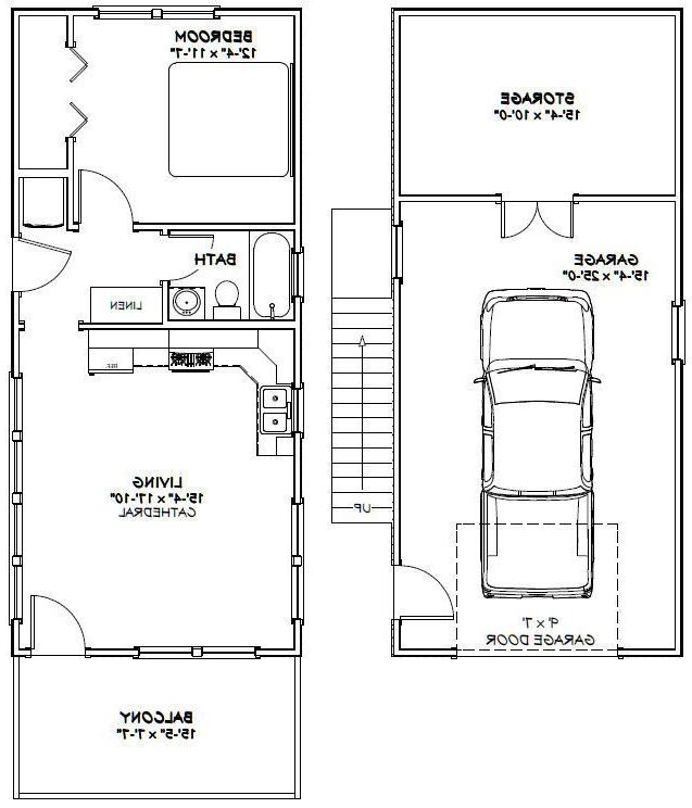 16x36 Tiny House 16x36h10a 744 Sq Ft Excellent
