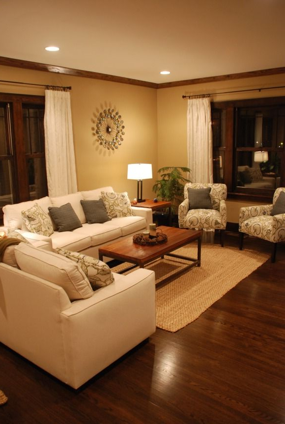 17 Craftsman Living Room Designs To Inspire You Interior God