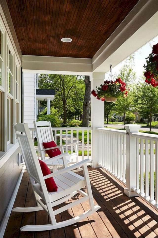 17 Impressive Front Porch Decorating Ideas Front Porch