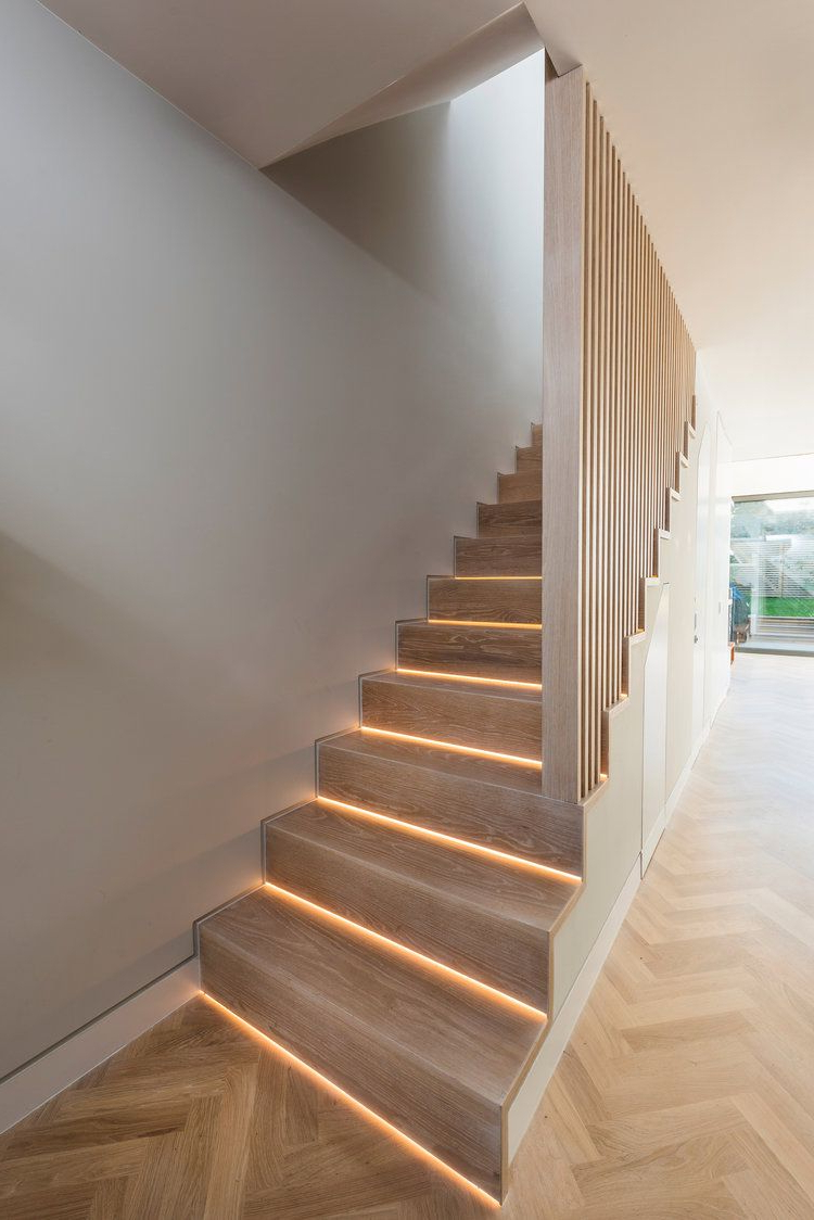 17 Light Stairs Ideas You Can Start Using Today Exterior