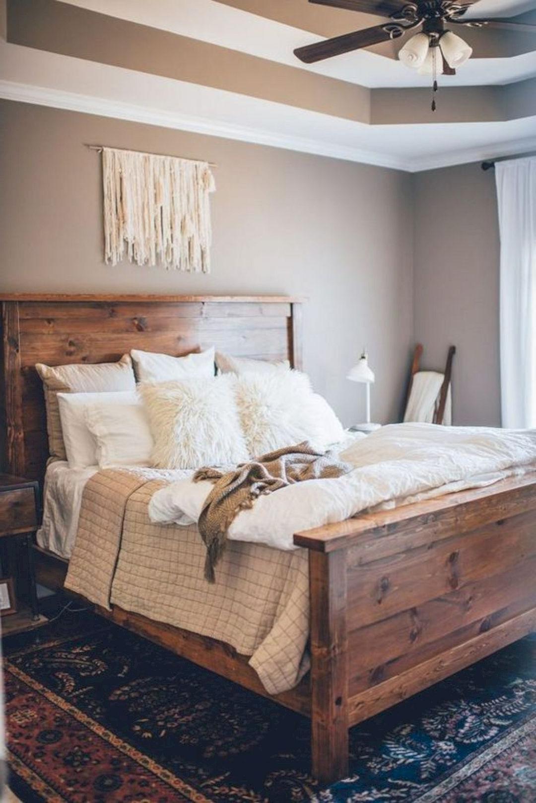 17 Rustic Room Decoration Ideas Rustic Master Bedroom
