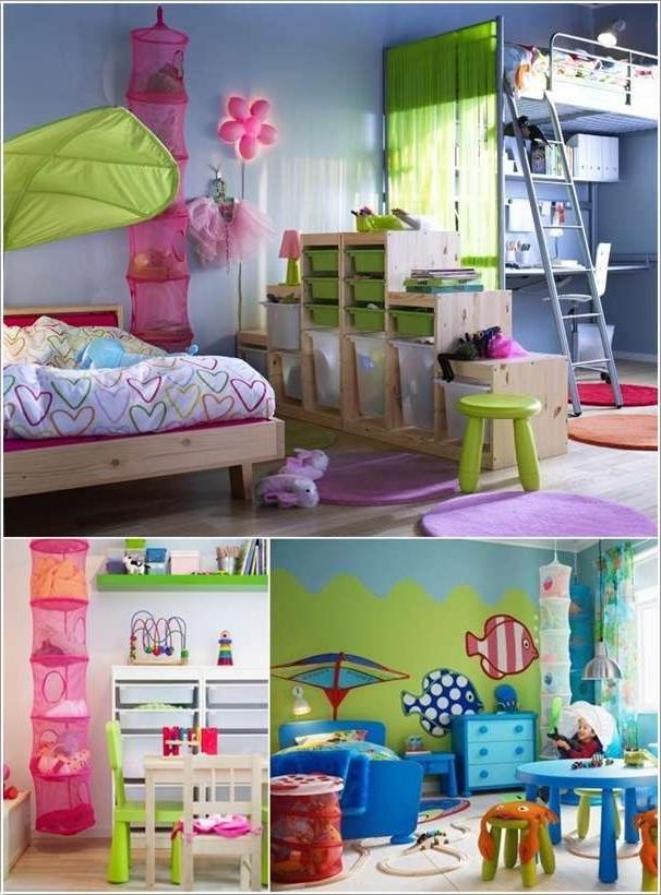 18 Best Kids Room Organization Ideas Images On Pinterest