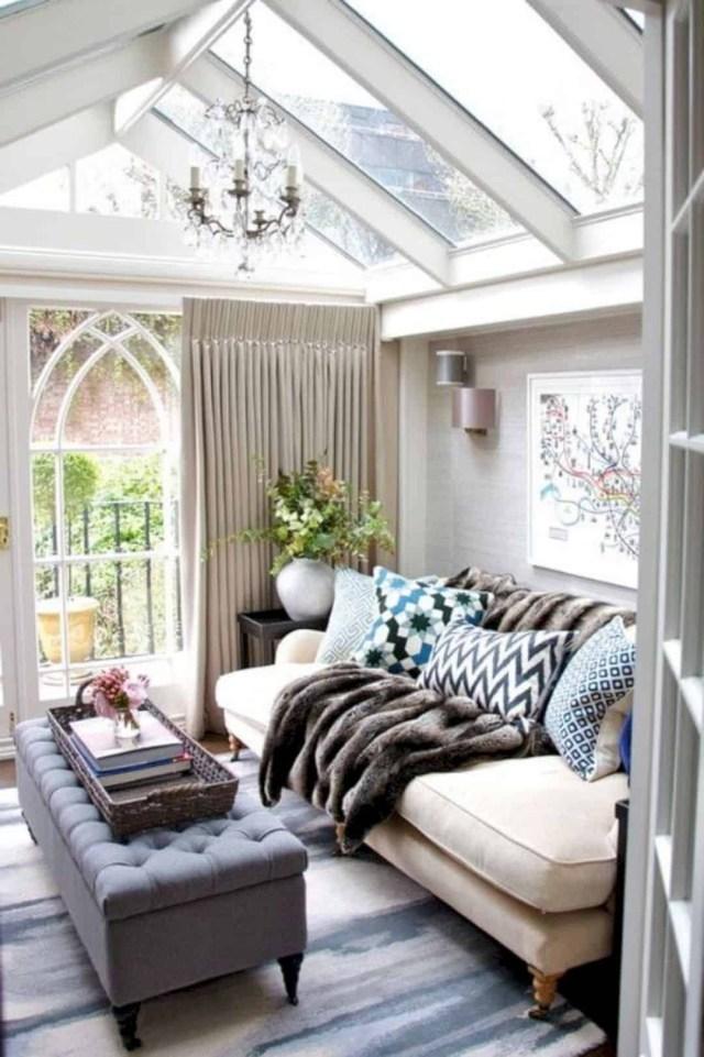 18 Small Conservatory Interior Design Ideas Futurist