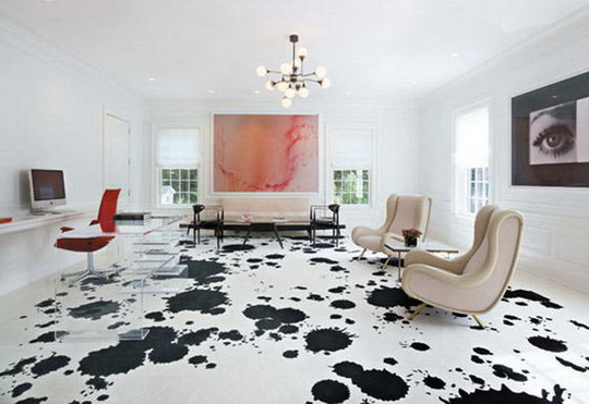 19 Beautiful And Unusual Flooring Designs Design Swan